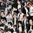 Harry Styles Collage by Deborah  Stormborn