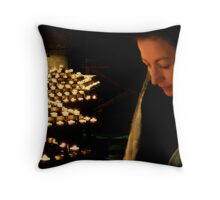 In Remembrance Throw Pillow