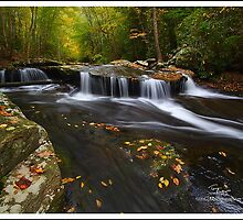 Autumn Little Stoney SW Virginia  by ThomasRBiggs