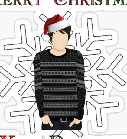 (STICKER) Merry Christmas You Peasant (danisnotonfire)  Sticker