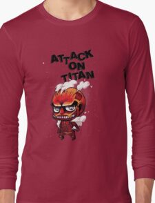 mush up attack  Long Sleeve T-Shirt