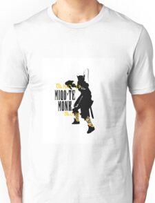 Miqo'te Monk Unisex T-Shirt