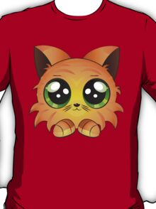 Red kitten T-Shirt