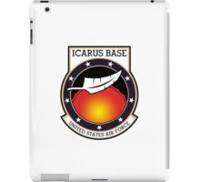 Icarus Base SGU iPad Case/Skin