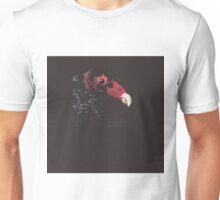 Turkey Vulture Head Pointillism Unisex T-Shirt