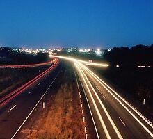 road by Ollie Burton