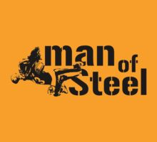 Man of Steel by heliconista