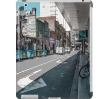 Arrows and Buildings iPad Case/Skin