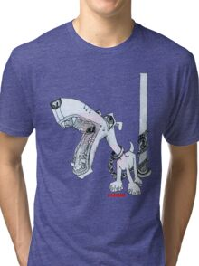Leashed Tri-blend T-Shirt