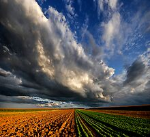 Power To The Sky by Philippe Sainte-Laudy