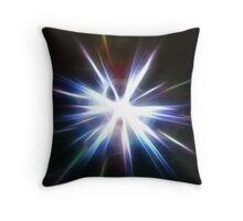 Magic Light ! Throw Pillow