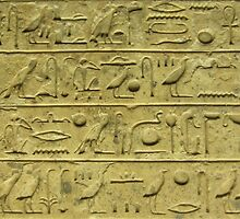 Hieroglyphs 1 by PearlyPics