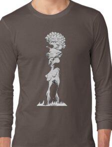Alien Blow Up Doll  Long Sleeve T-Shirt