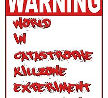 The Maze Runner - Wicked Sign by peetamark