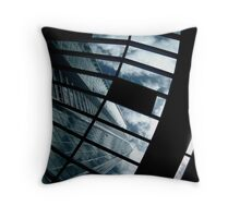Rising High Throw Pillow