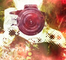 Photographer 3 Sticker