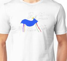 Poppy's Deericorn Unisex T-Shirt