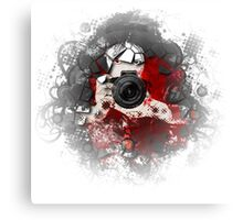 Photographer 5 Canvas Print