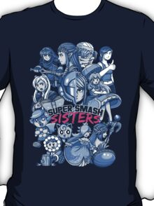 SUPER SMASH SISTERS T-Shirt