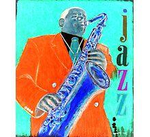 jazz2 Photographic Print