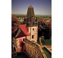 Burg Bentheim, Germany Photographic Print