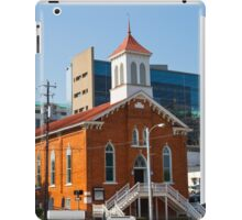 The Dexter avenue King Memorial Baptist church iPad Case/Skin