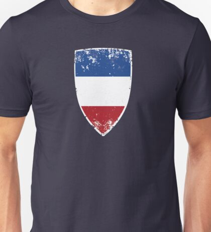 Flag of Netherlands Unisex T-Shirt