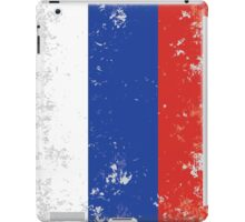 Flag of Russia iPad Case/Skin