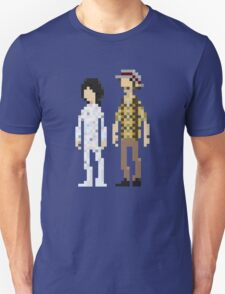 Mighty Boosh Season 2 Pixel-art T-Shirt