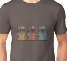 Daleks Unisex T-Shirt