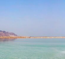 Israel, Dead Sea Panoramic view  by PhotoStock-Isra