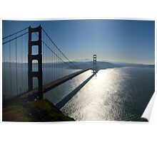 A Golden Gate Poster