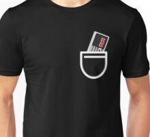 Nes Controller in the Pocket Unisex T-Shirt