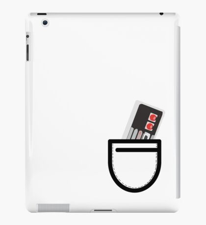 Nes Controller in the Pocket iPad Case/Skin
