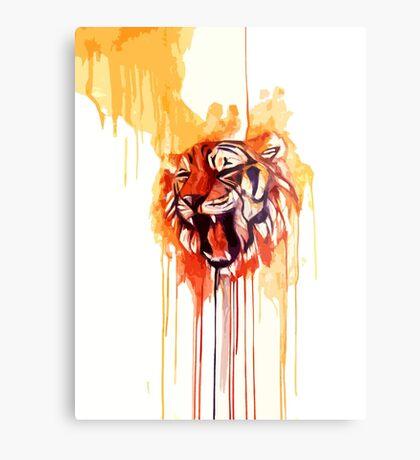 Roar I Metal Print