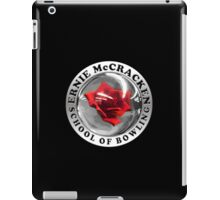 Kingpin - Ernie McCracken School of Bowling iPad Case/Skin