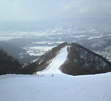 Nagano, Japan - Snowboarders heaven  by AndrewLouis