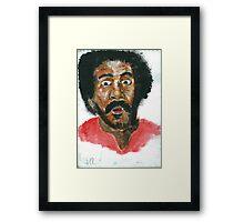 Richard Pryor Framed Print