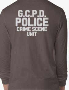 Gotham City Police Department - Batman Long Sleeve T-Shirt