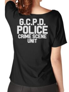 Gotham City Police Department - Batman Women's Relaxed Fit T-Shirt
