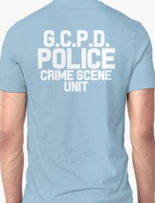 Gotham City Police Department - Batman T-Shirt
