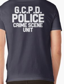 Gotham City Police Department - Batman Mens V-Neck T-Shirt