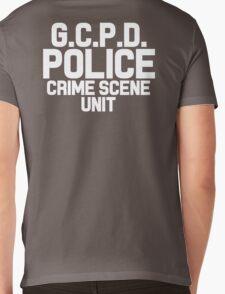 Gotham City Police Department - Batman Mens V-Neck T-Shirt