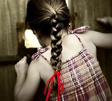 Red Ribbon... by Basia McAuley