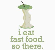 i eat fast food by beaneatsgreens