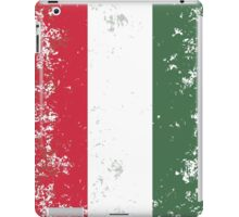 Flag of Hungary iPad Case/Skin