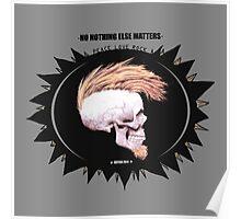 Serie 3/4. Nº 19 Metallica Poster