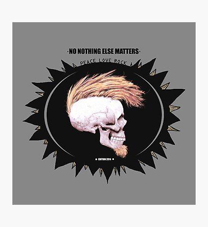 Serie 3/4. Nº 19 Metallica Photographic Print