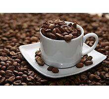 Coffee To Go Photographic Print