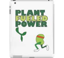 Runner Bean - Plant Fueled Power iPad Case/Skin